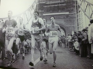 First London Marathon