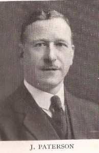 Anent Paterson