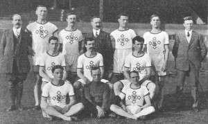 1912 Poly Harriers team