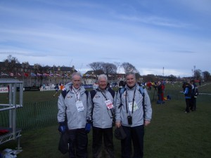 Ian, Bob and Ron WXC 2008