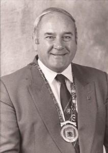 DW SCCU Presidents medal