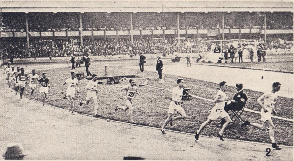 1920 OG 5000m Le Miroir Sport