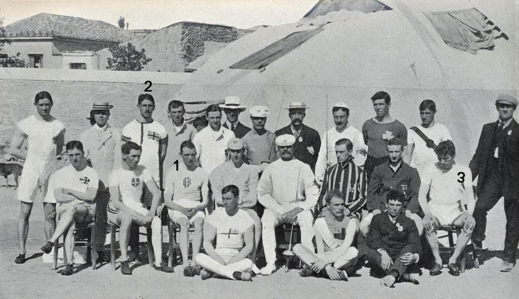 McGough 1906 Olympic team