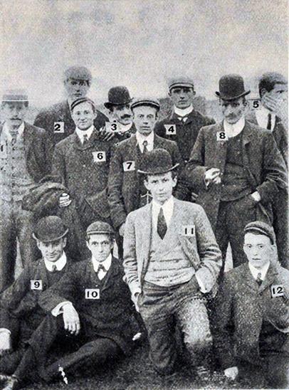 Celtic Sports, 1902