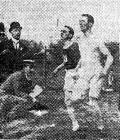 McGough beats McNicol, 1910