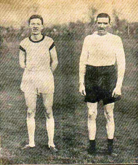 PADDY CANNON 63 and son