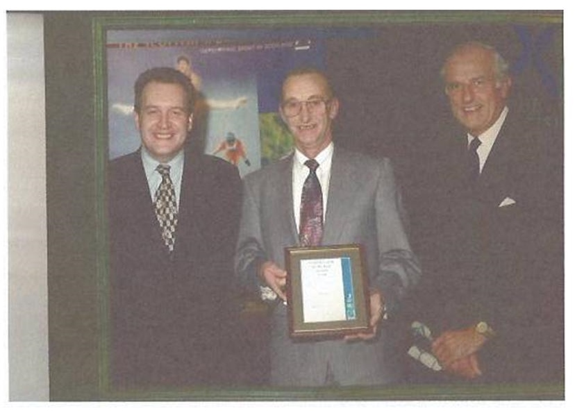George award 2