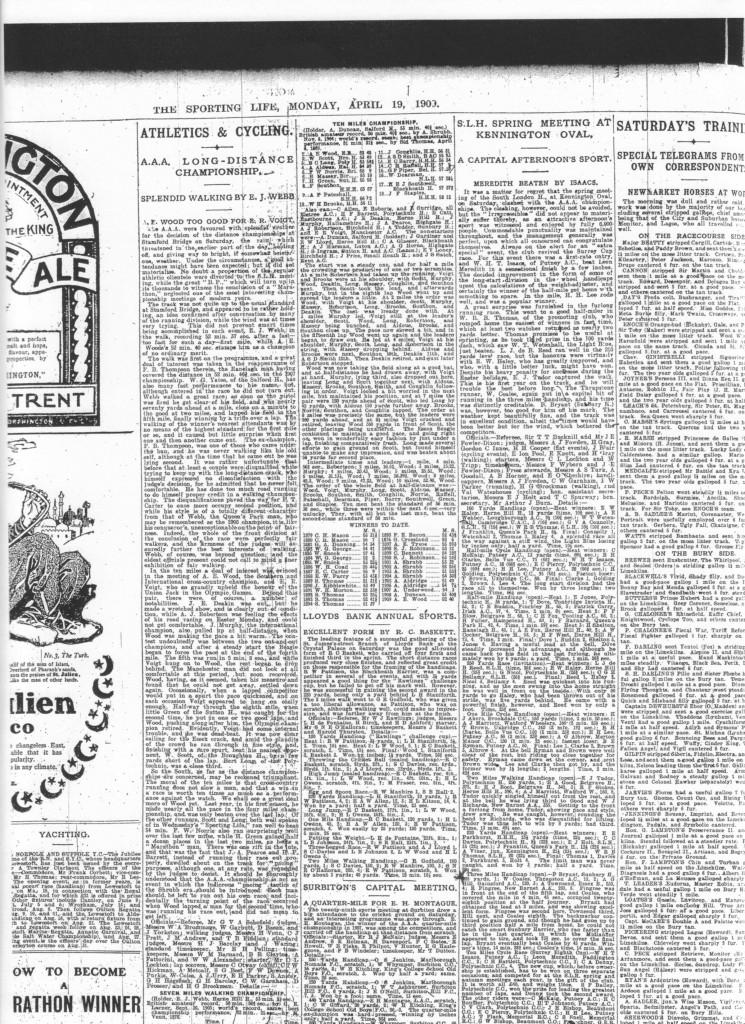 1909 AAA 10 miles SL