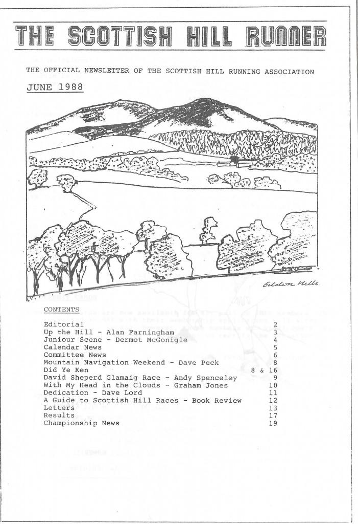 SHR June 88