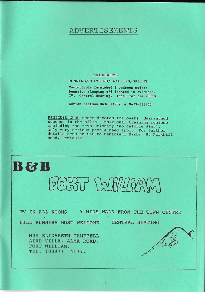 SHR May 89 15