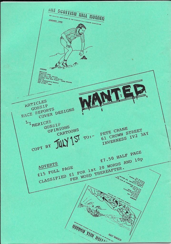 SHR May 89 16