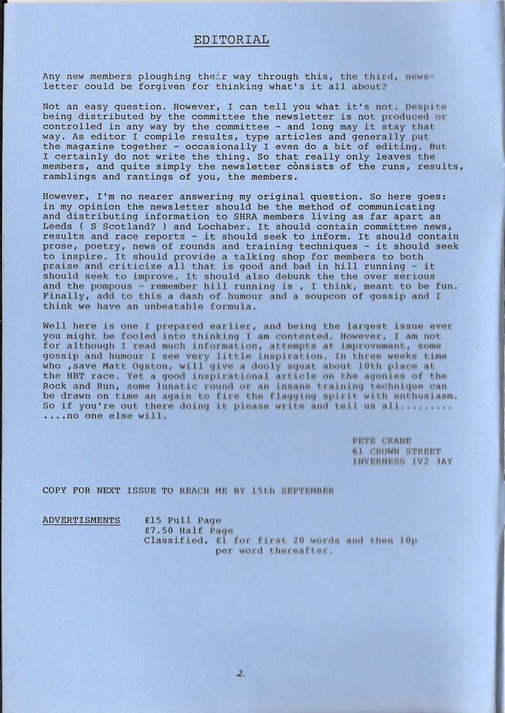 SHR Aug 89 2