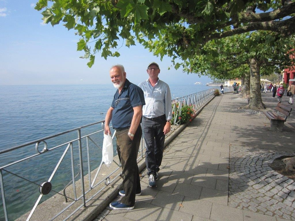 Bill at Lake Konstanz 2