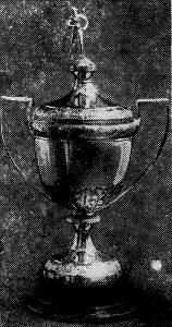 1909 ABERDEEN MARATHON TROPHY