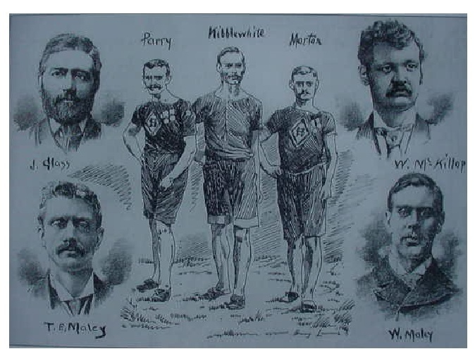 Celtic Sports 1896