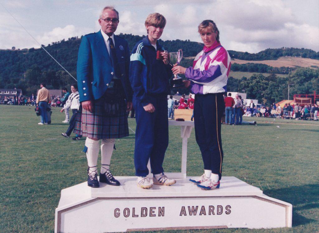 Sal podium 2