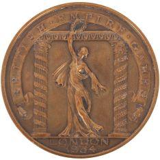 1934 medal